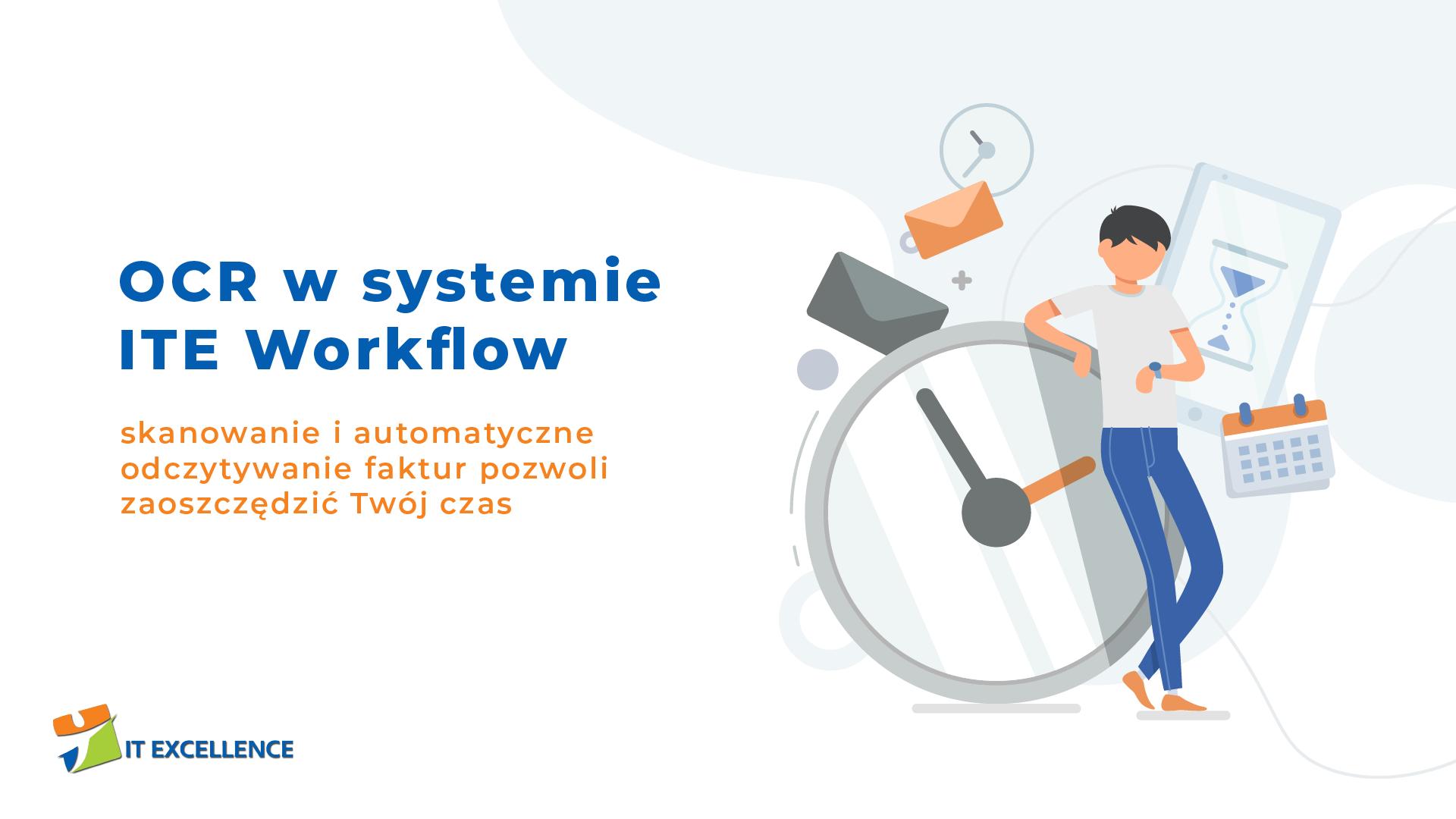 ocr wsystemie ITE Workflow